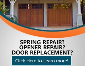 Broken Springs - Garage Door Repair Temple Terrace, FL